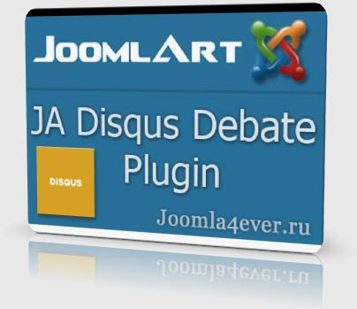 JA-Disqus-Debate-Plugin