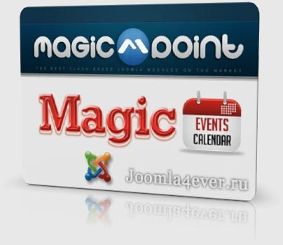 Magic-Events-Calendar