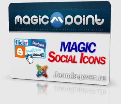 Magic-Social-Icons