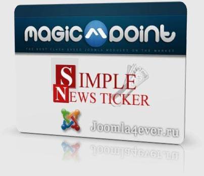 Simple-News-Ticker