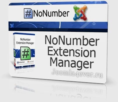 NoNumber-Extension-Manager