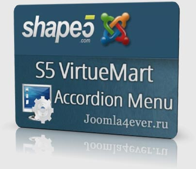 S5-VirtueMart-Accordion-Menu
