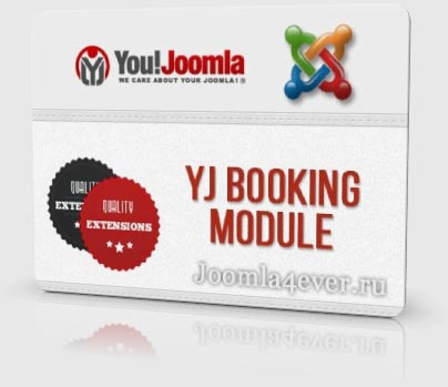 YJ-Booking-Module