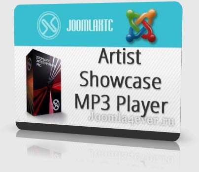 Artist-Showcase-MP3-Player