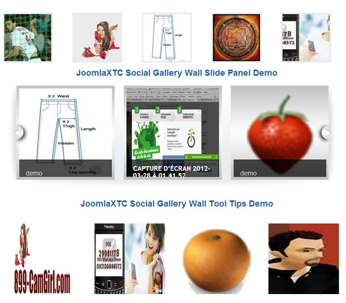 JomSocial-Gallery-Wall1