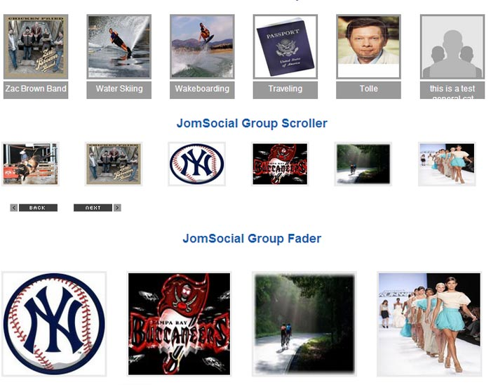 JomSocial-Group-Wall1