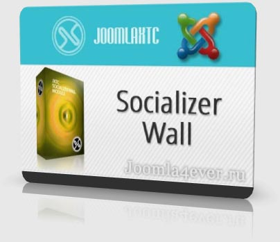 Socializer-Wall