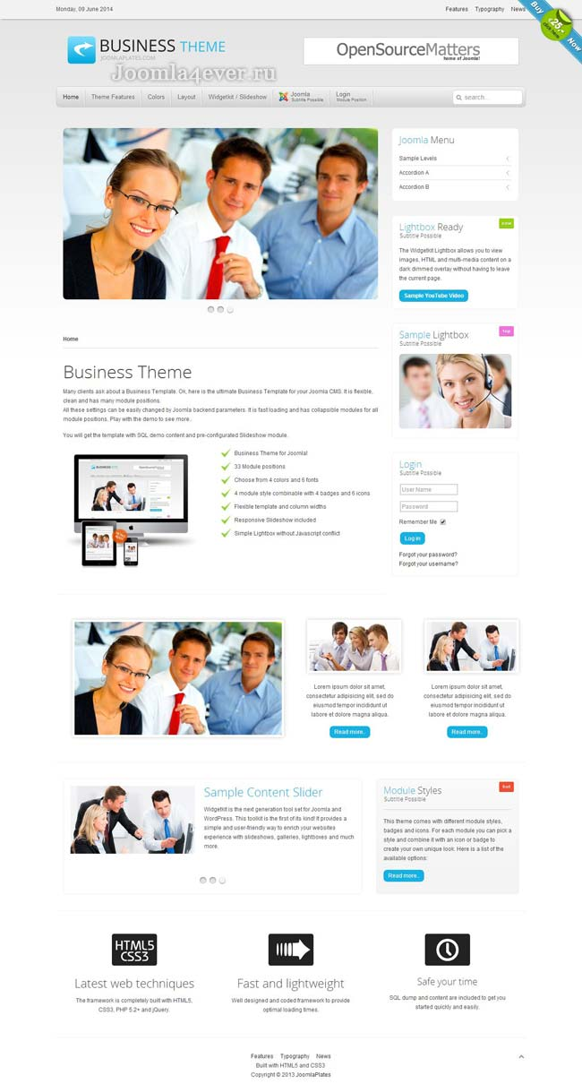 business theme1
