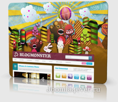 JXTC BlogMonster