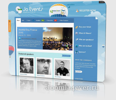 JA Events